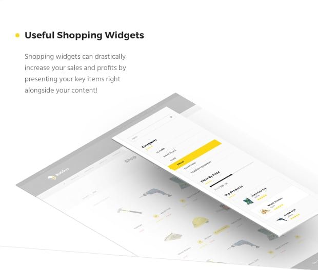 Useful Shopping Widgets