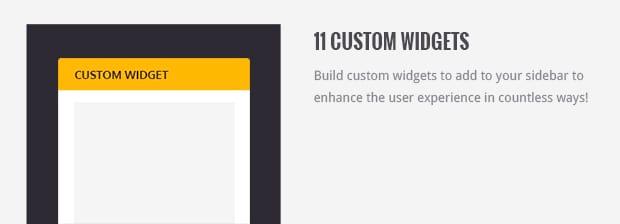11 Custom Widgets