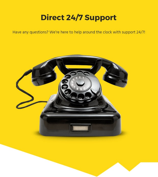 Direct 247 Support