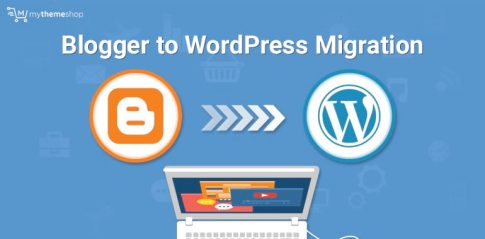 Blogger to WordPress Migration