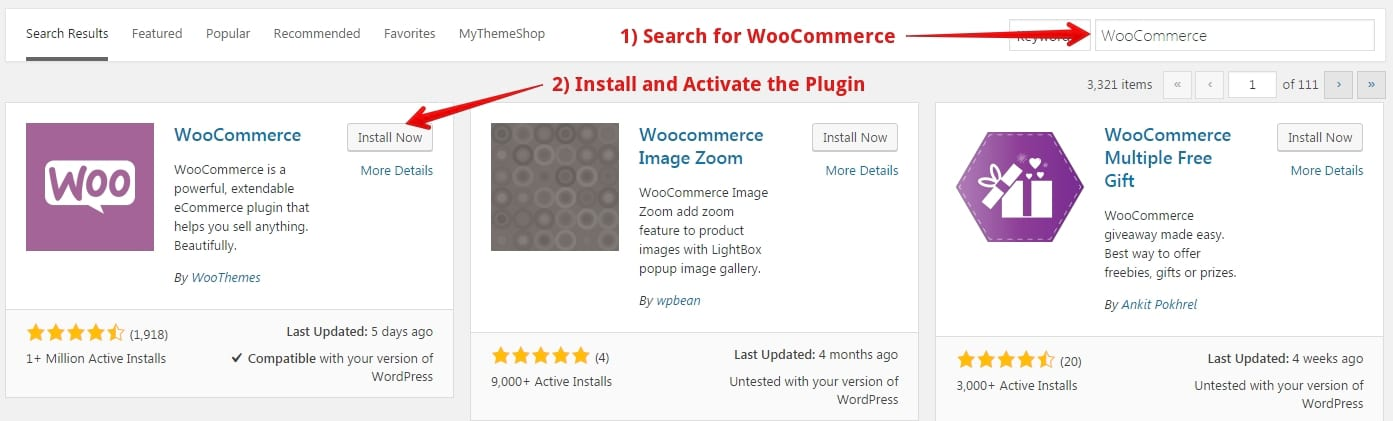Step-2-Install-And-activate-Woocommerce-Plugin