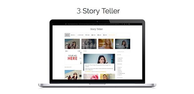 Interactive Story Teller Demo