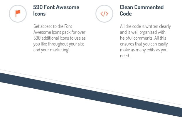 590 Font Awesome Icons