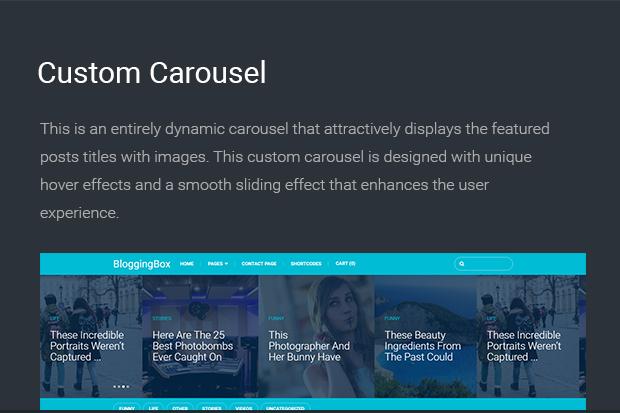 Custom Carousel