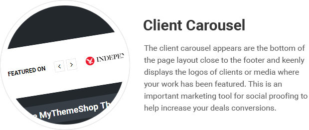 Client Carousel