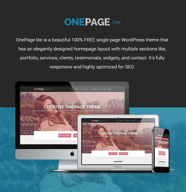 OnePage Lite Presentation