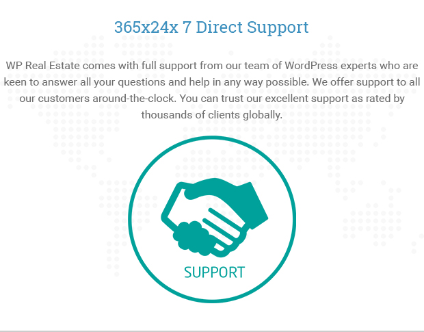 365x24x 7 Direct Support