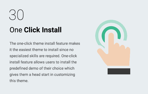 One Click Install