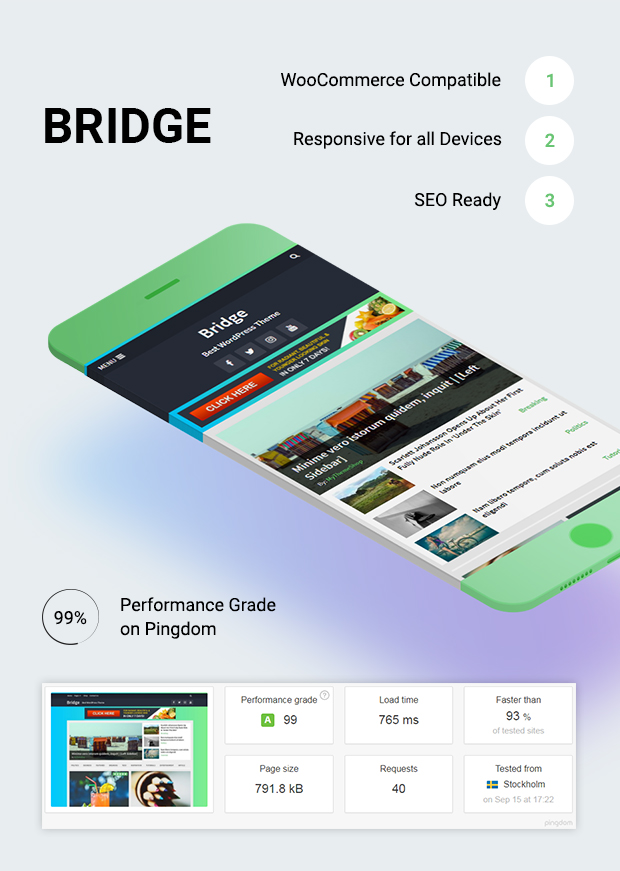 Bridge v1.1.5 wordpress theme