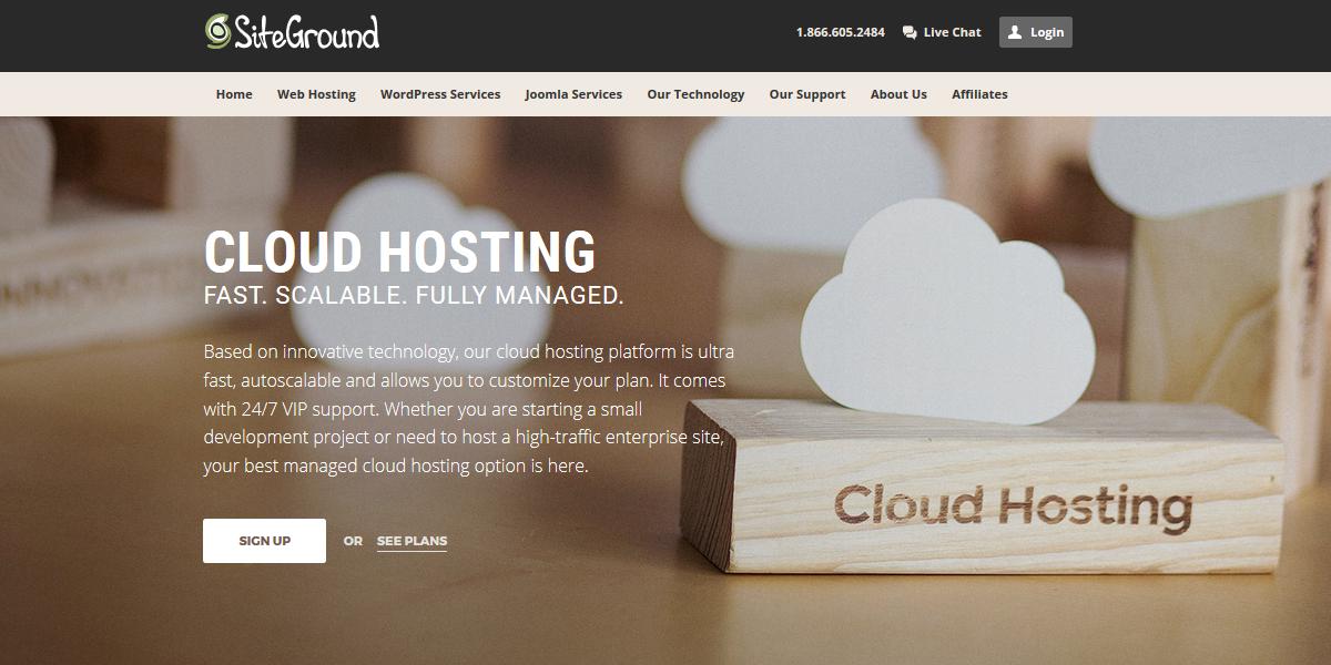 Fast Cloud Hosting