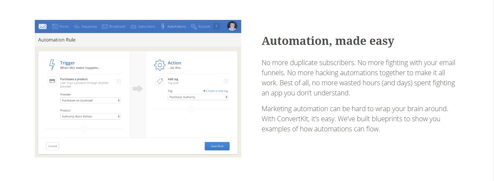 Convertkit-Email-Automation