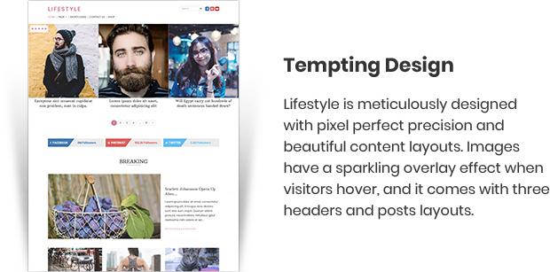 Tempting Design