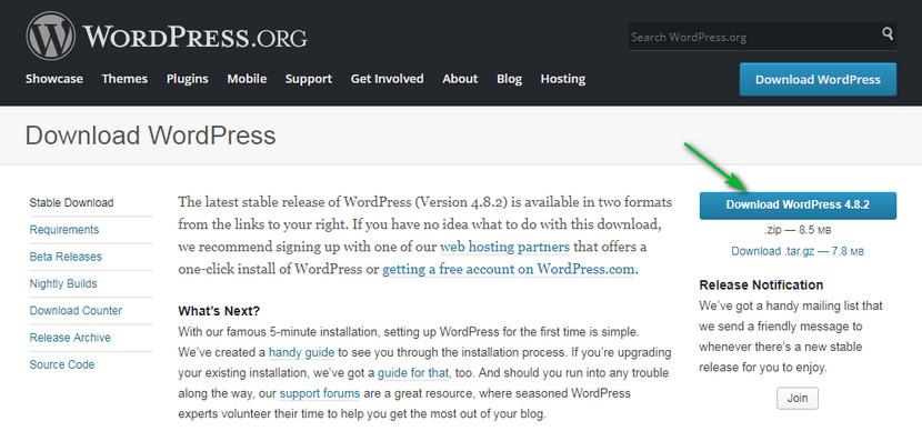 downloading-wordpress
