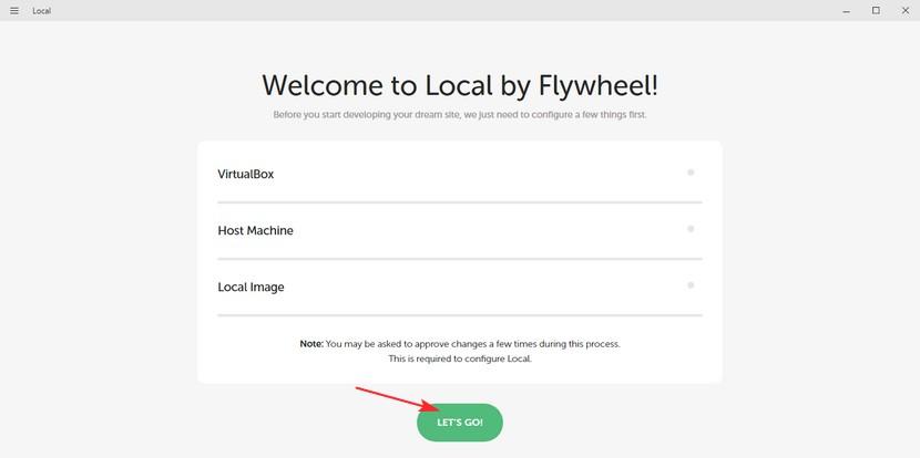 local-welcome-screen-install-wordpress-locally