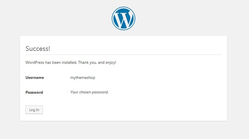 wordpress-success
