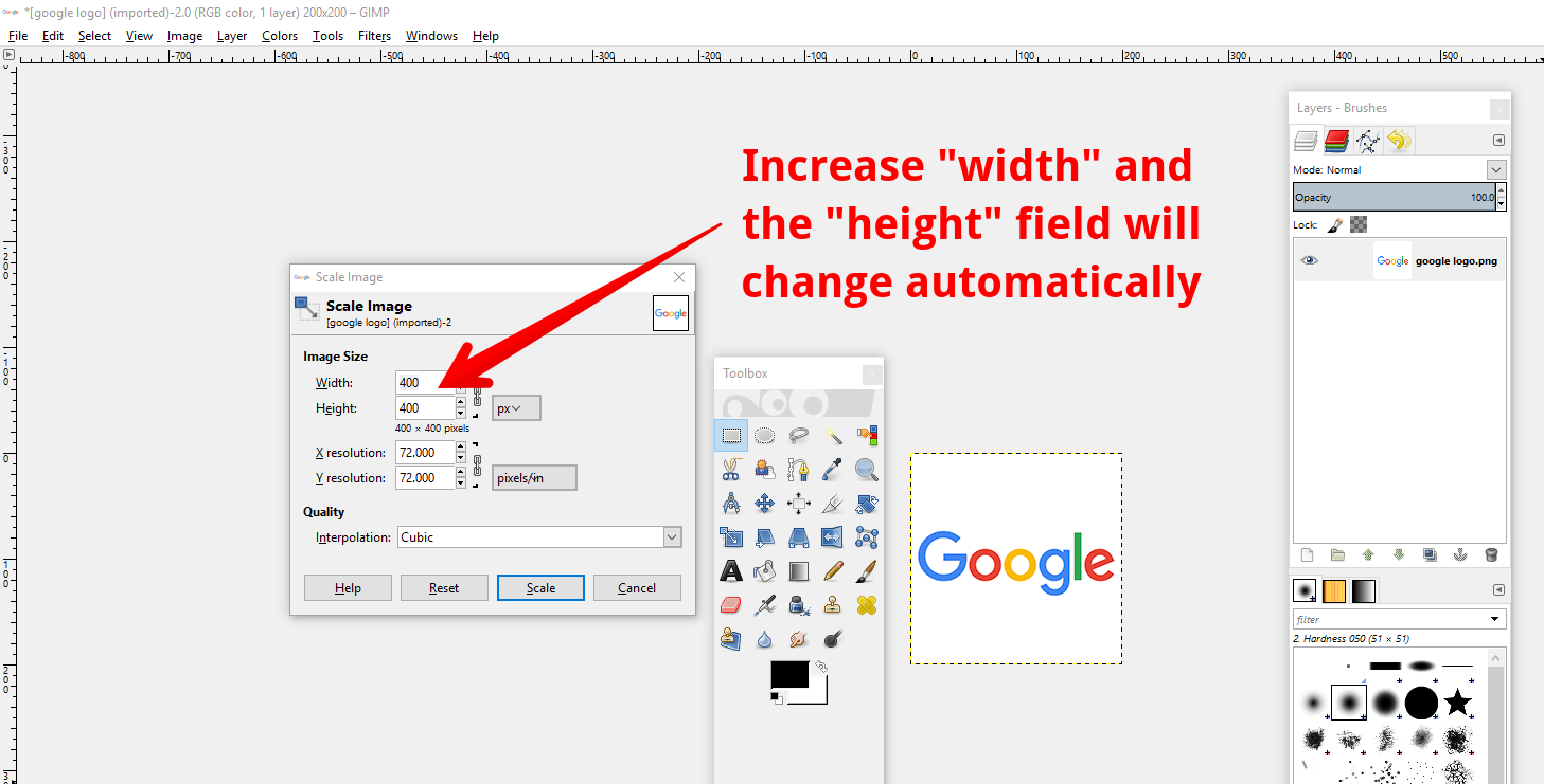 resize image without losing quality free software
