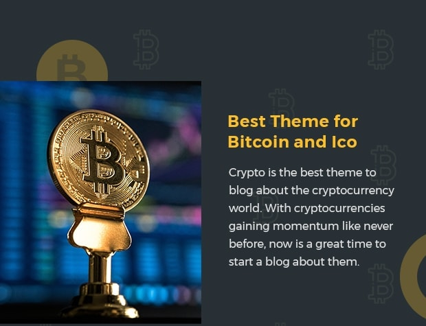 Best Theme For Bitcoin and ICO