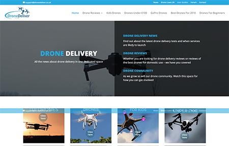 Drone Deliver