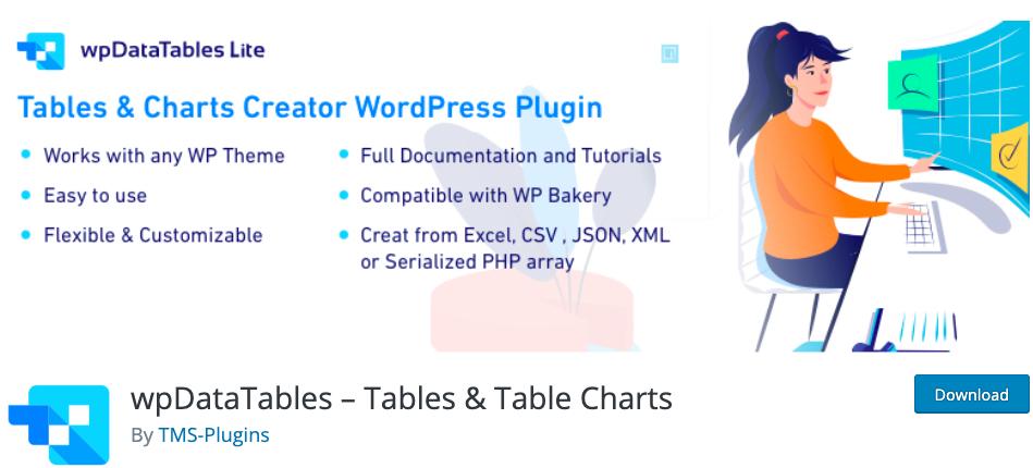 wpDataTables-plugin