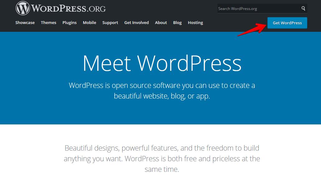 Get-WordPress