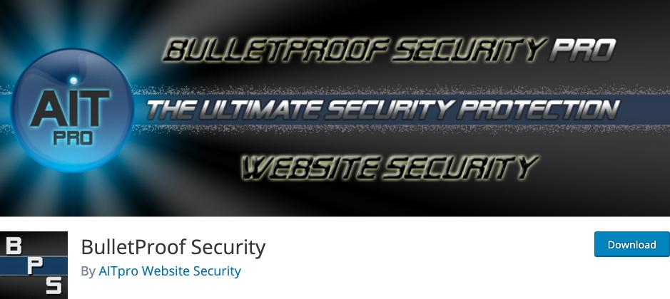 BulletProof-Security