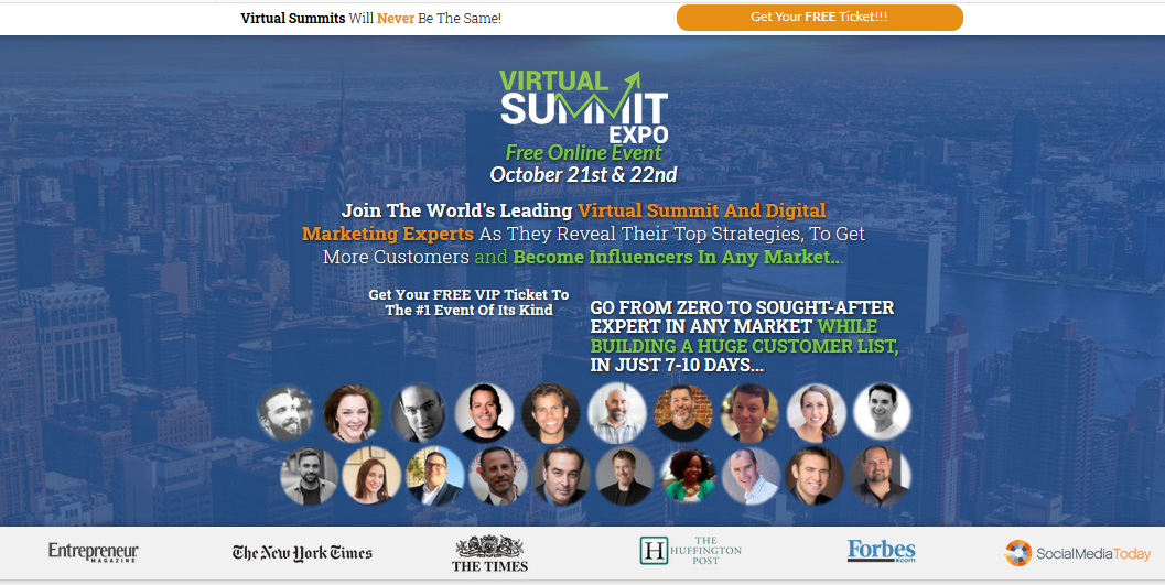 Virtual Summit Expo