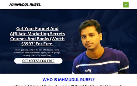 Mahmudul Rubel