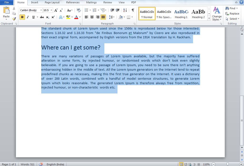 duplicate a page in word step by step