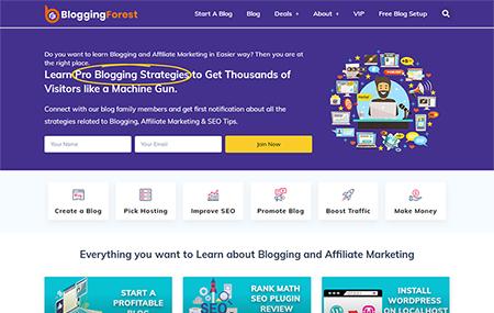 BloggingForest