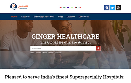 Ginger Healthcare