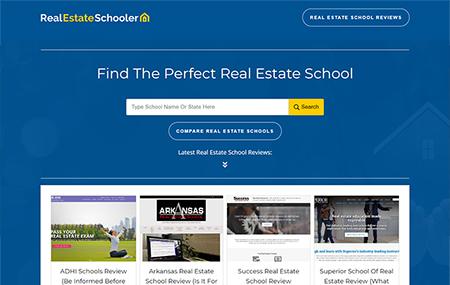 Real Estate Schooler