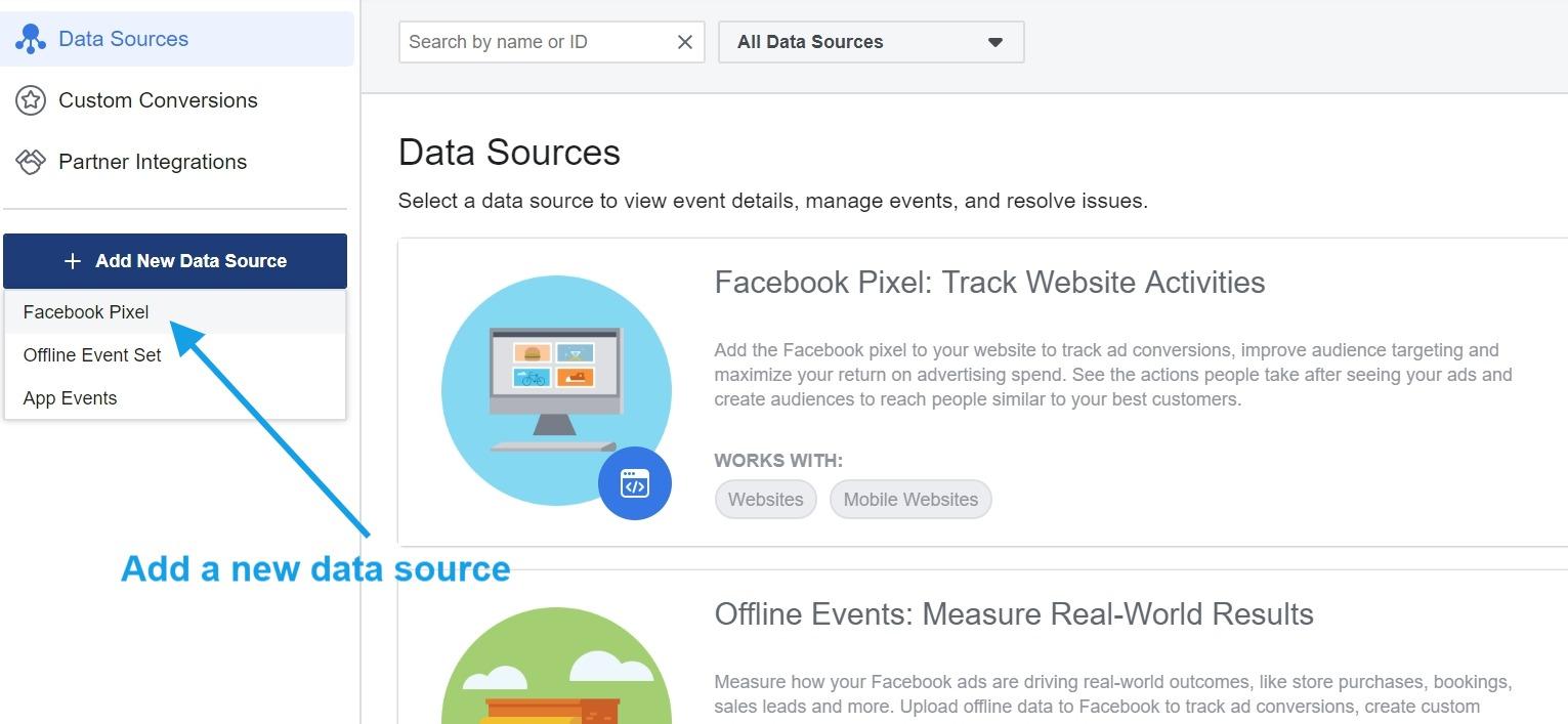 Add-New-Data-Quelle