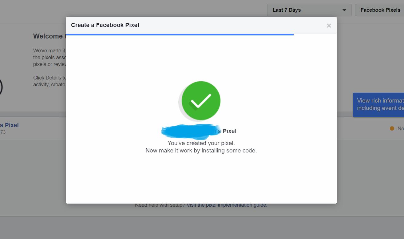 facebook-pixel-erstellt