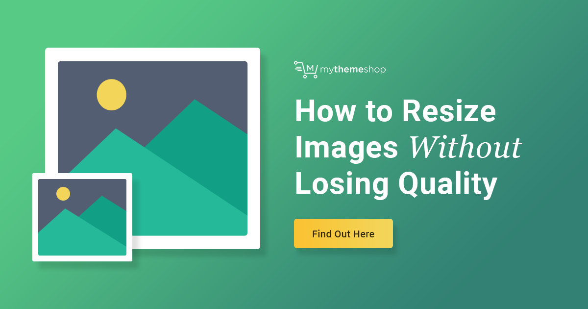 How To Resize Images Without Losing Quality Using GIMP