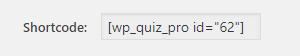 quiz-shortcode