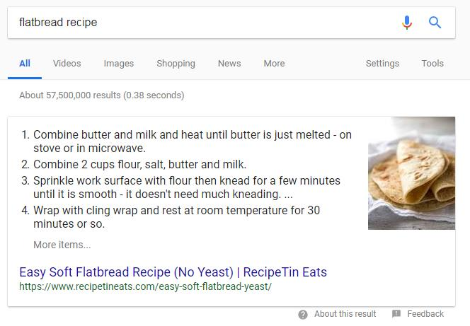 recipe-featured-snippets